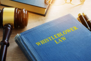 whistleblowing lawyer moorestown nj