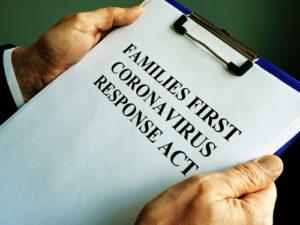 first coronavirus act